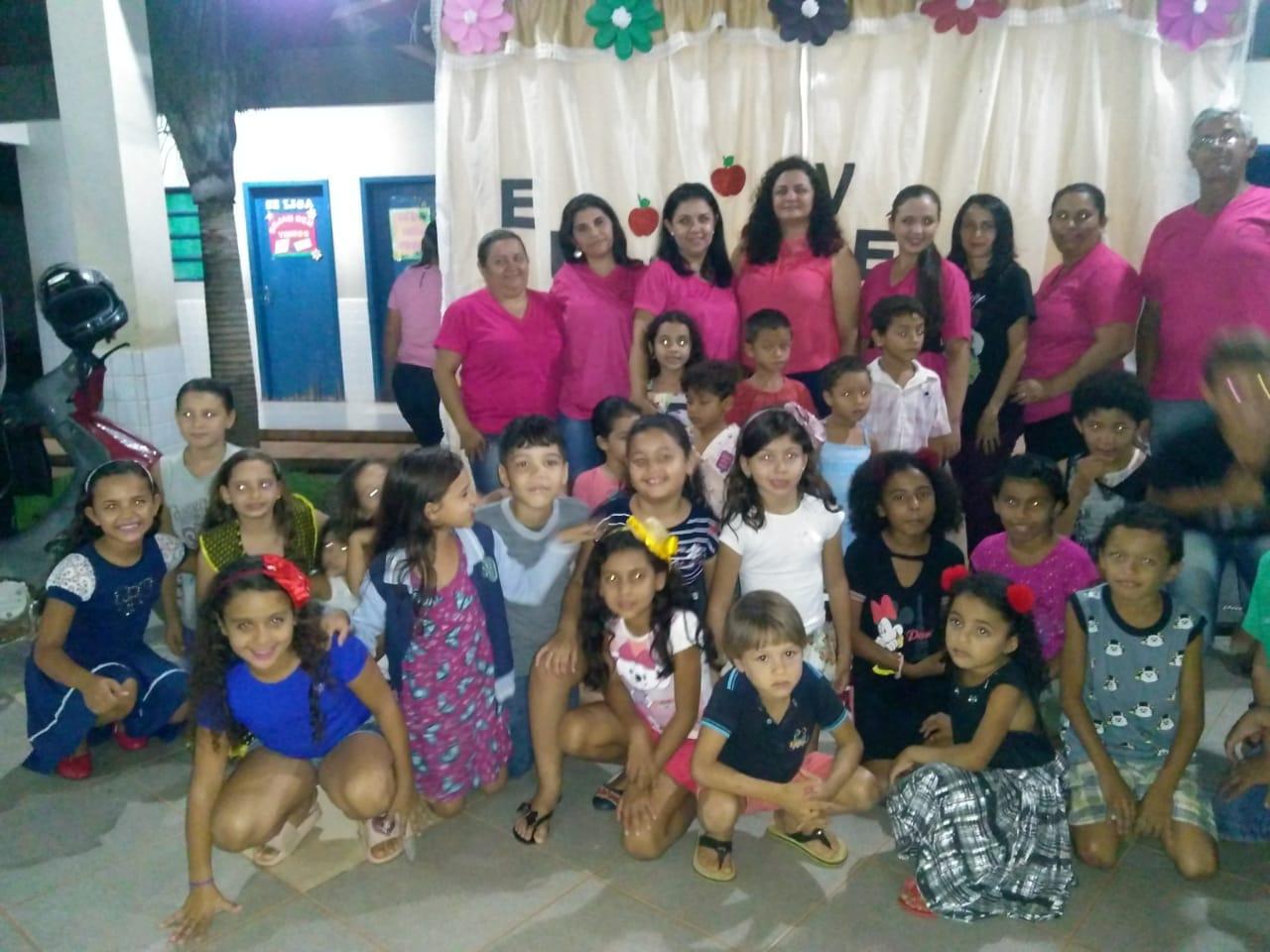 Escolas municipais de Monte Santo comemoram o Dia da Criança
