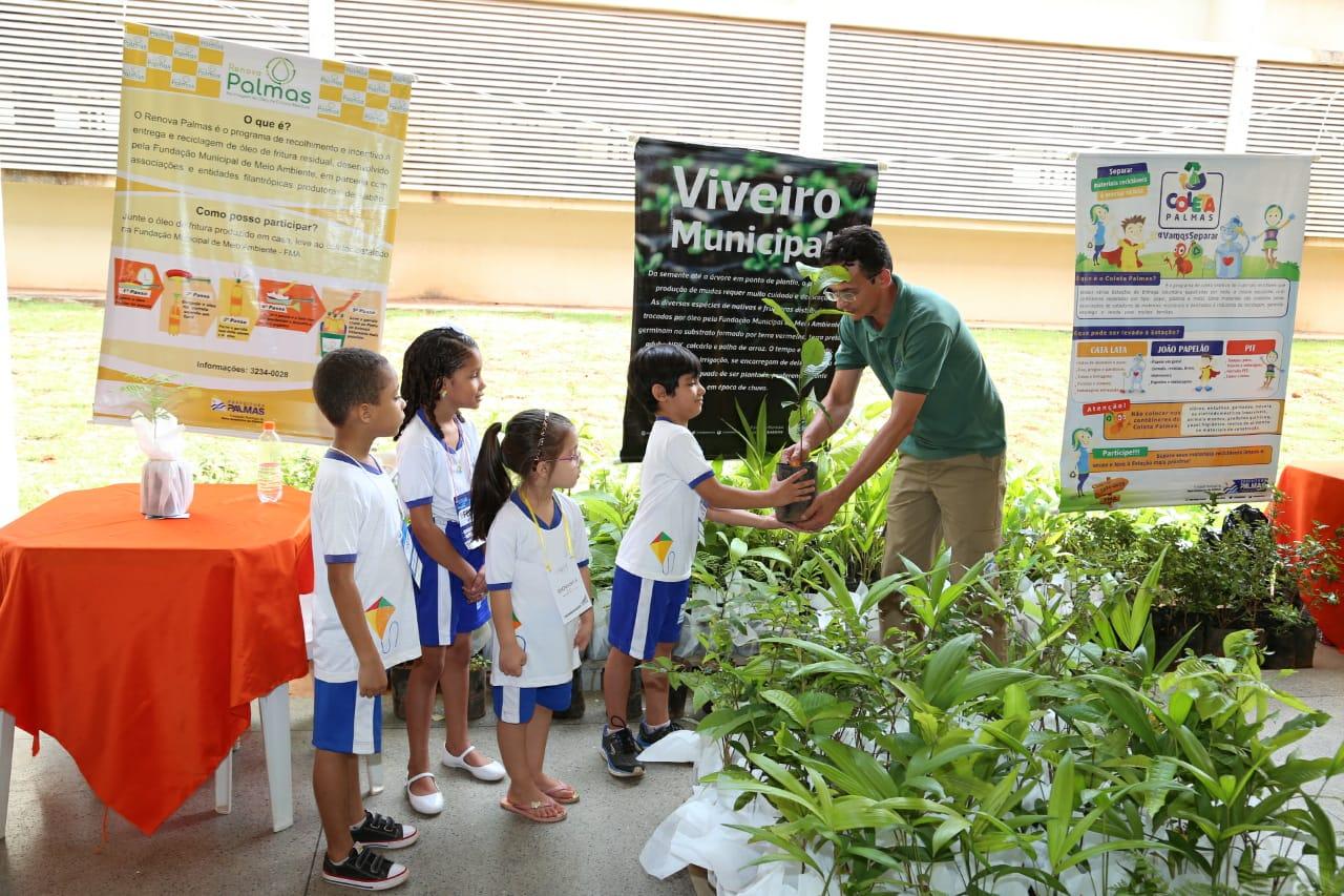 Educação ambiental e preservação do meio ambiente em foco na exposição da FMA na Fecit 2018