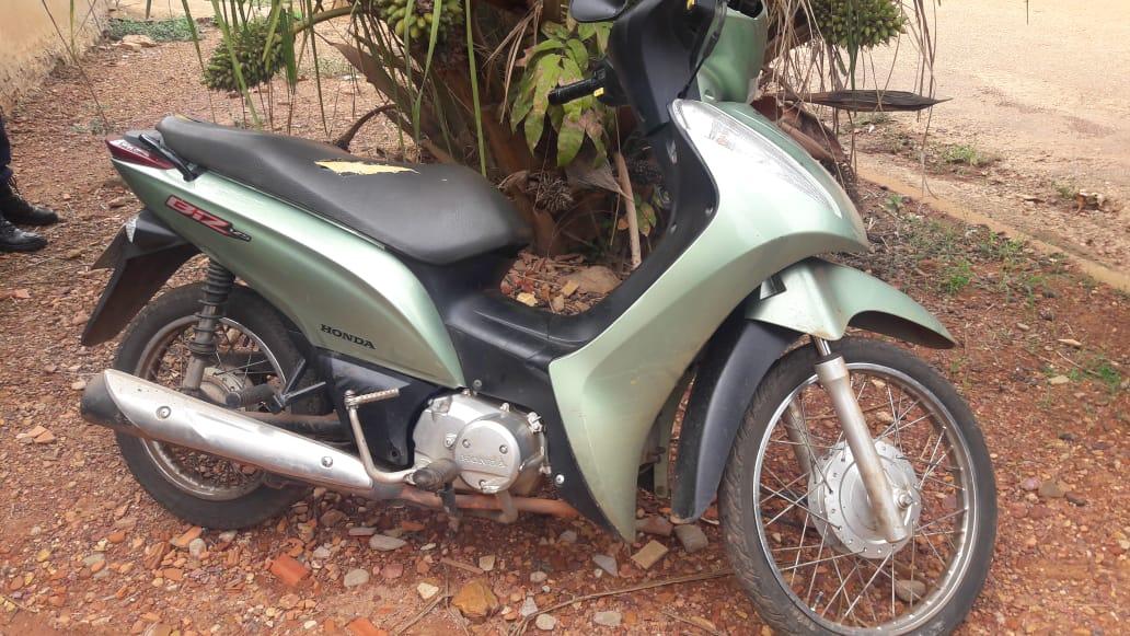 GMP socorre vítima de roubo seguido de apedrejamento e recupera moto furtada neste final de semana
