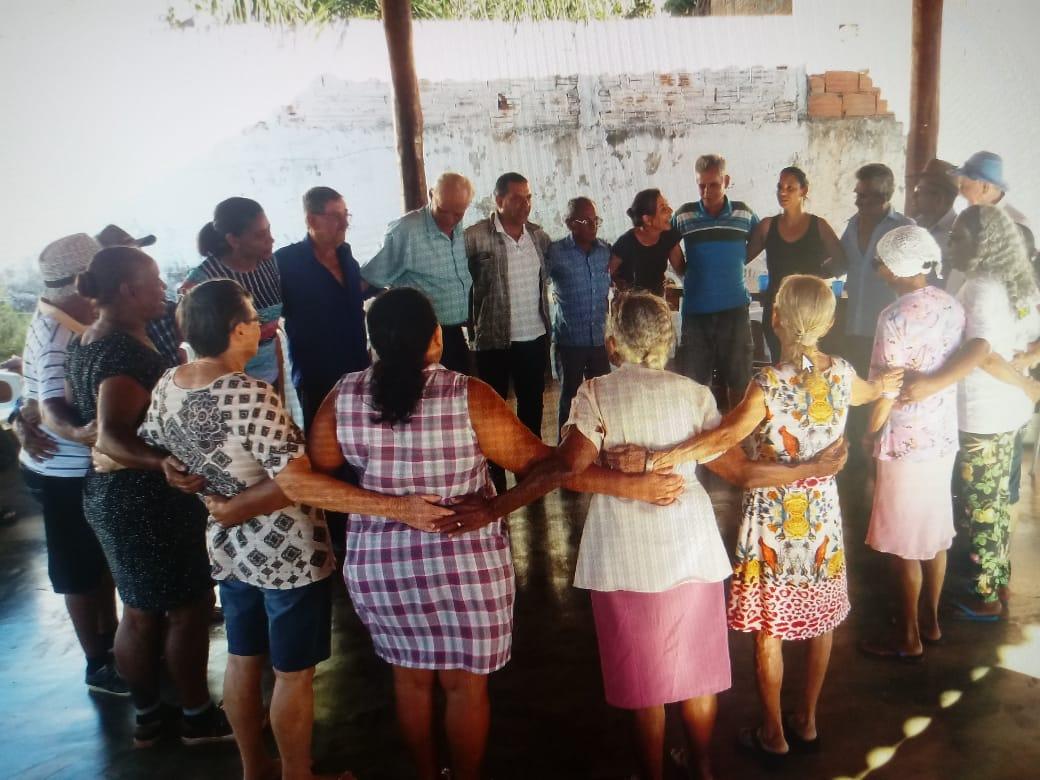 Idosos: Cras e CSC de Taquaruçu realizam roda de conversa sobre demência