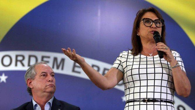 Kátia Abreu afirma que 'Haddad seria um governo Dilma 2 piorado'