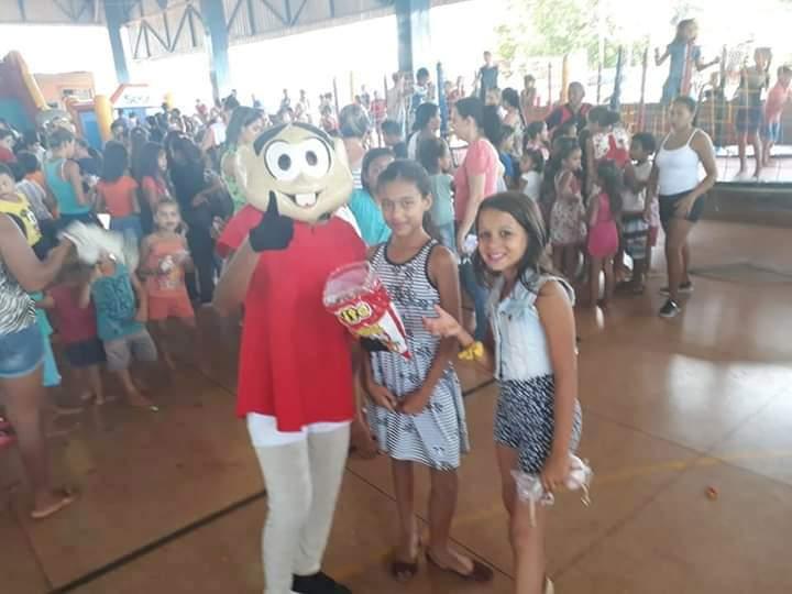 Prefeitura de Caseara promove ação para comemorar o Dia da Criança