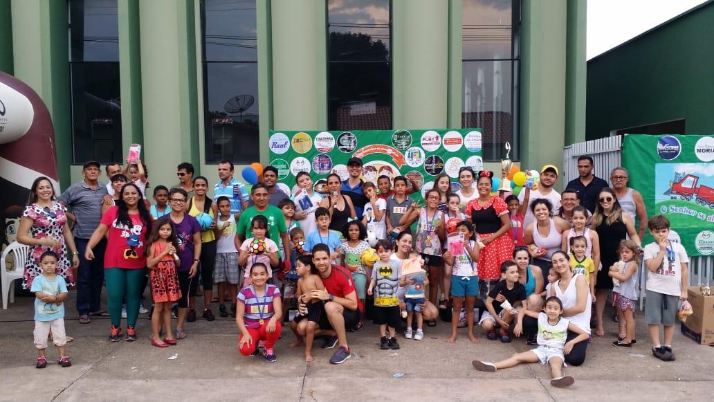 Igreja Presbiteriana de Paraíso realiza a 4ª Edição da Corrida da Esperança Kid's