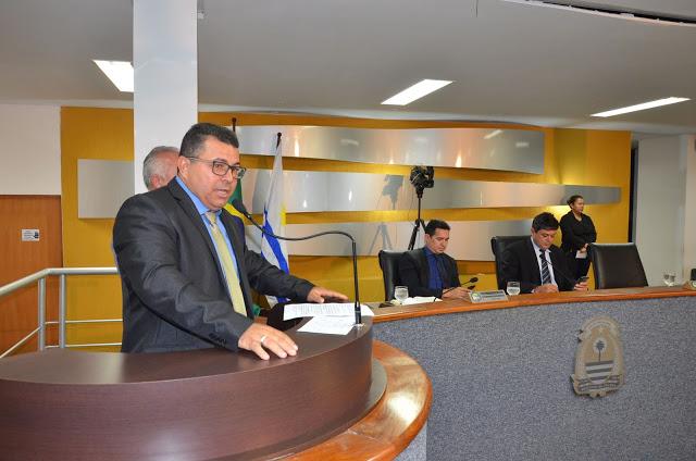 Em discurso, Folha afirma que a região Norte de Palmas está abandonada pela Prefeitura