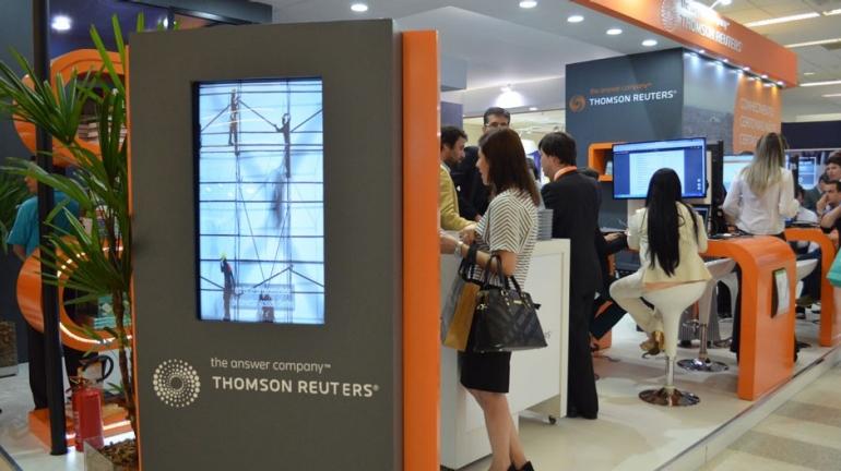 Thomson Reuters inova na ambientação e na programação durante a Fenalaw