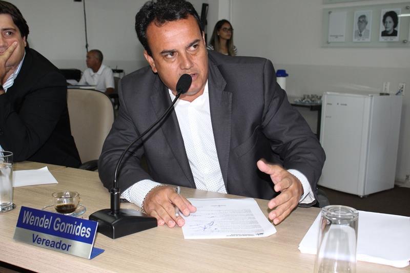 Wendel Gomides é eleito presidente da Câmara de Vereadores de Gurupi e diz que prioridade é entregar sede própria do Poder Legislativo em 2020