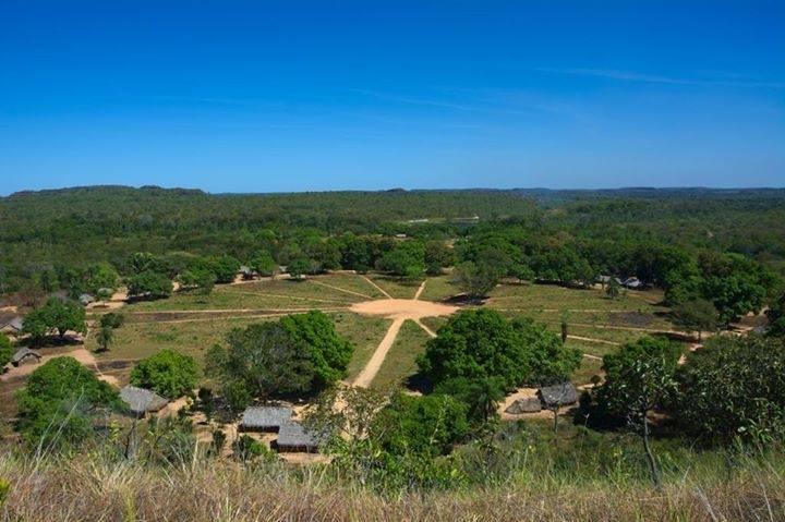 Revista colombiana publica trabalho de goiano que viveu em aldeia dos Índios Krahô