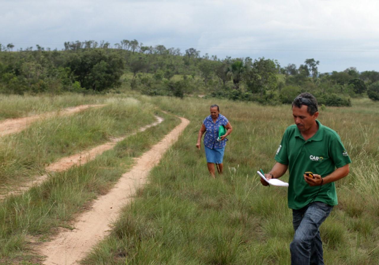 Meio Ambiente e INCRA iniciam Cadastro Ambiental Rural nos assentamentos rurais