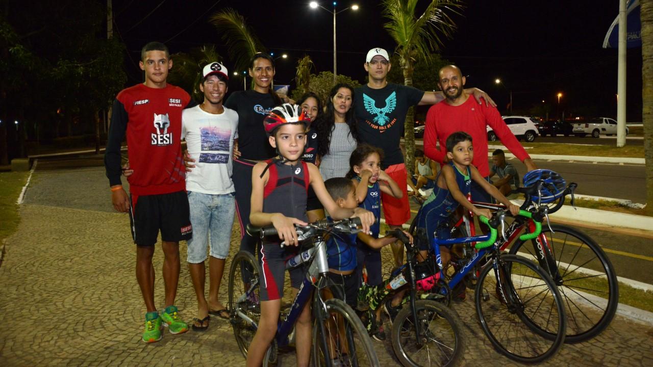 Atleta tocantinense representa o Brasil no Triathlon nos Jogos Olímpicos da Juventude