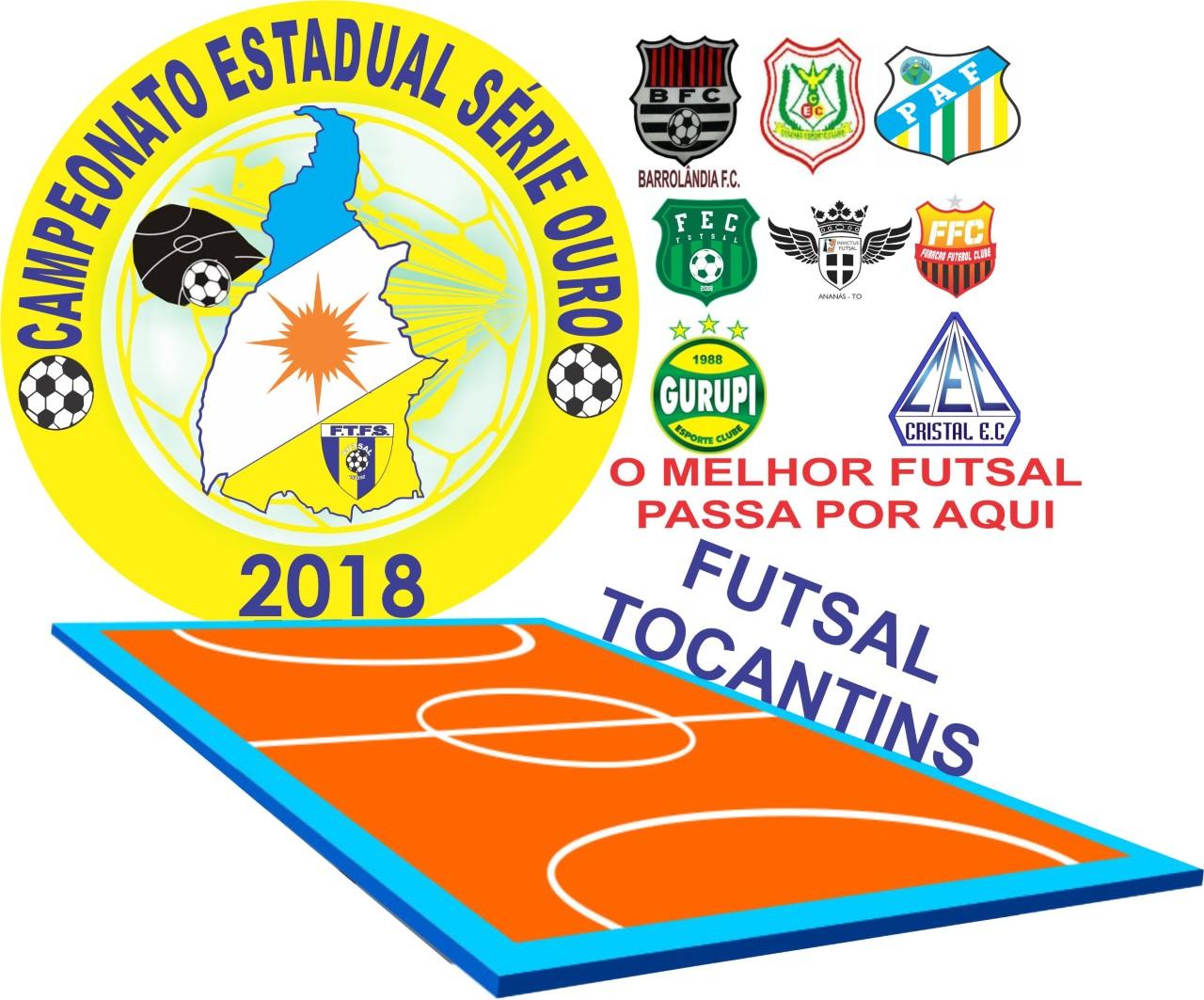 Veja os resultados da 3ª Rodada do Estadual Série Ouro de Futsal