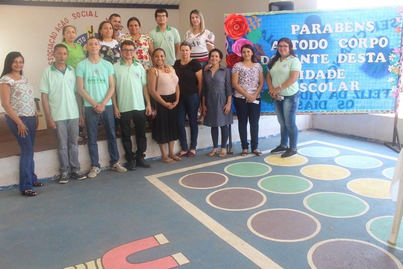 Escola João Paulo II comemora Dia dos Professores com resultado positivo no Ideb