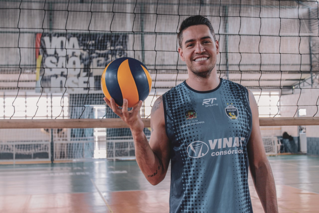 São José Vôlei anuncia reforço para a Superliga C