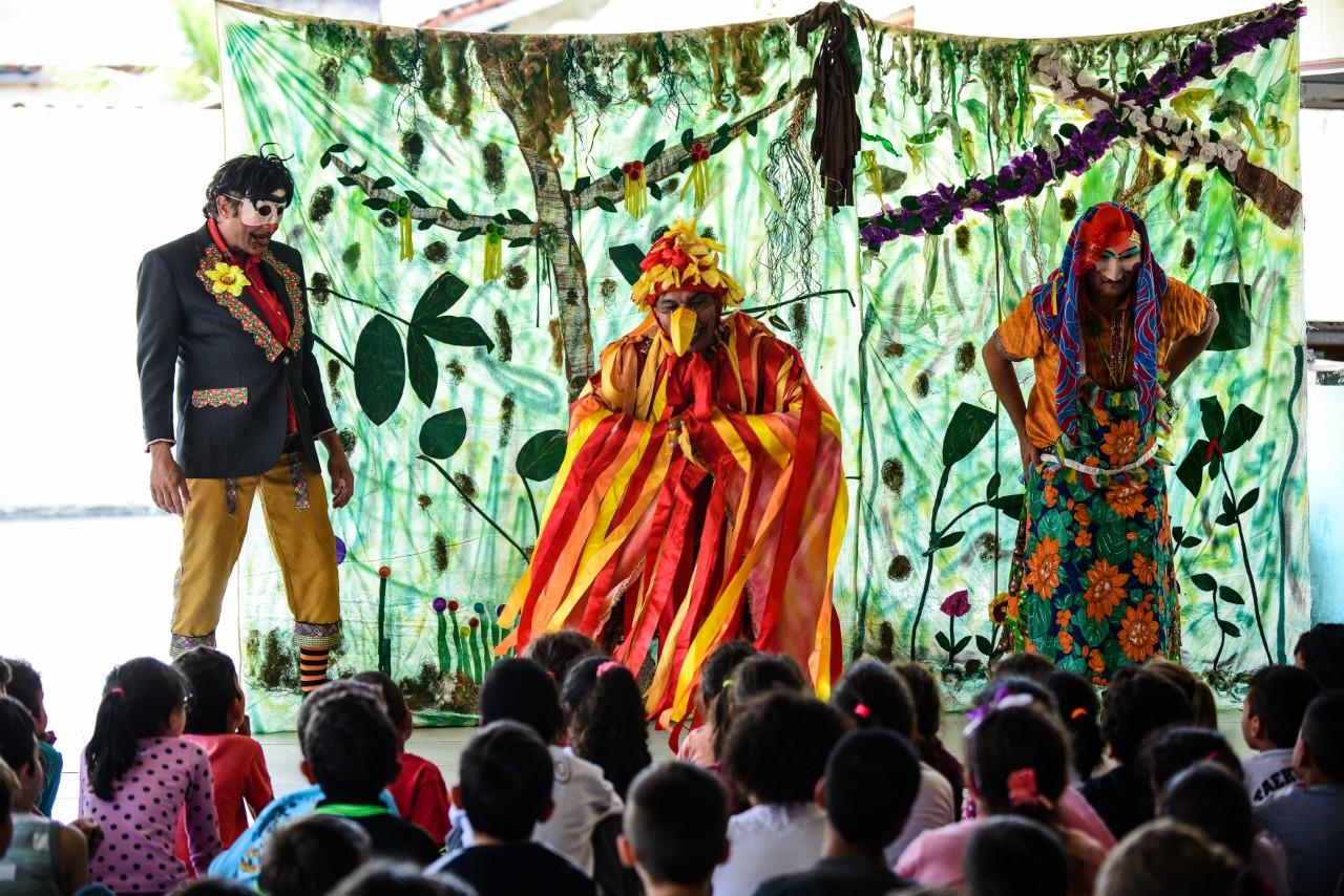 Projeto Teatro nas Escolas, da EDP, inicia atividades no Tocantins