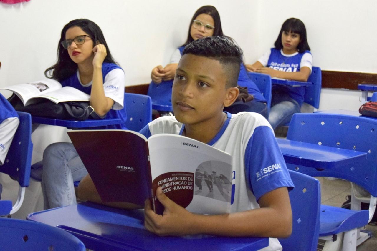 SENAI está com inscrições abertas em 10 cursos na unidade de Palmas; quatro turmas são gratuitas