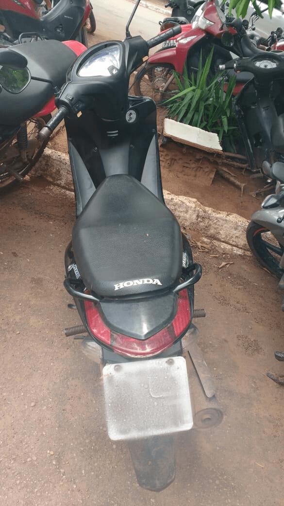 Polícia Militar prende homem por receptação e recupera moto roubada em Araguaína