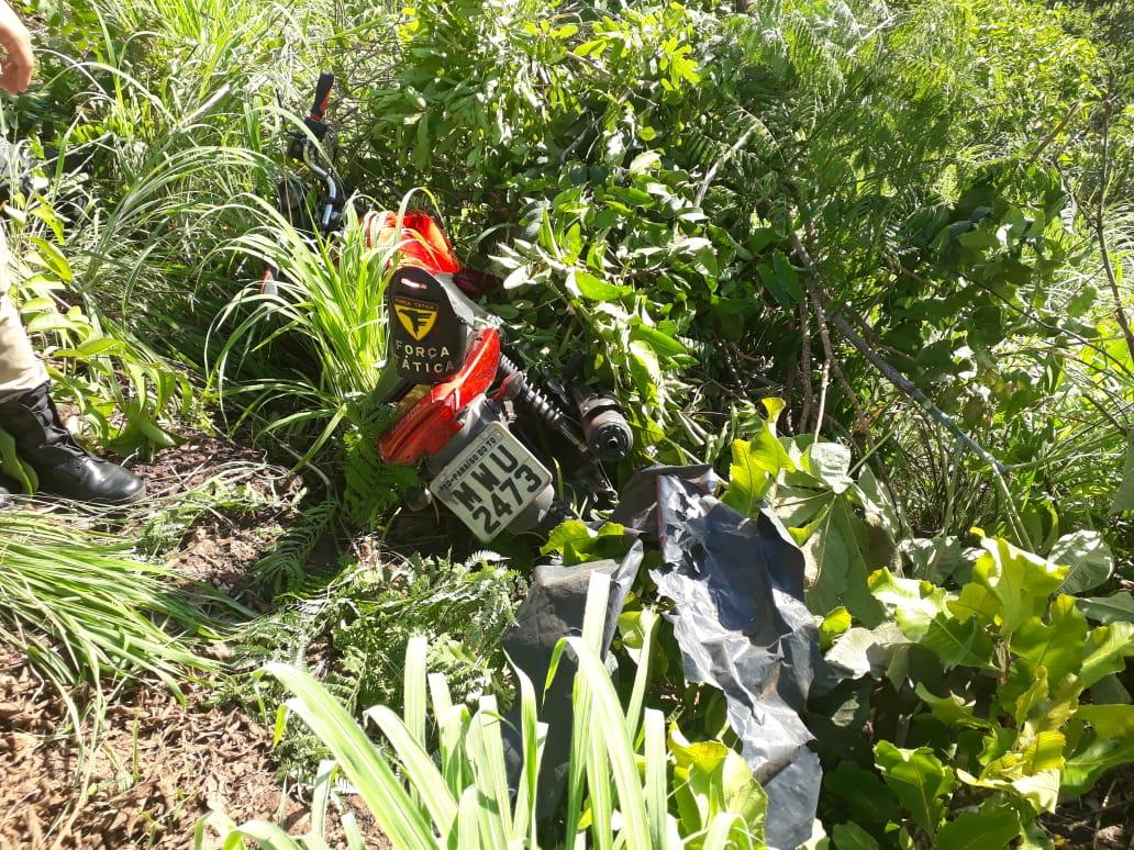 Polícia Militar recupera mais um veículo com restrição de furto/roubo em Paraíso (TO)