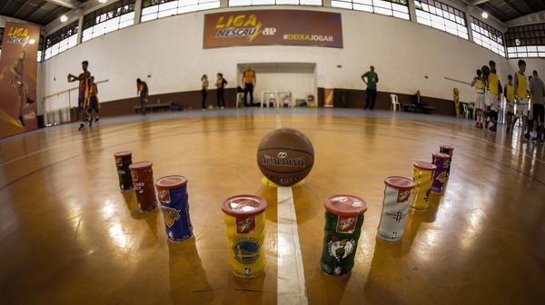 NESCAU abre votação para escolher 10º time da NBA que ganhará lata especial