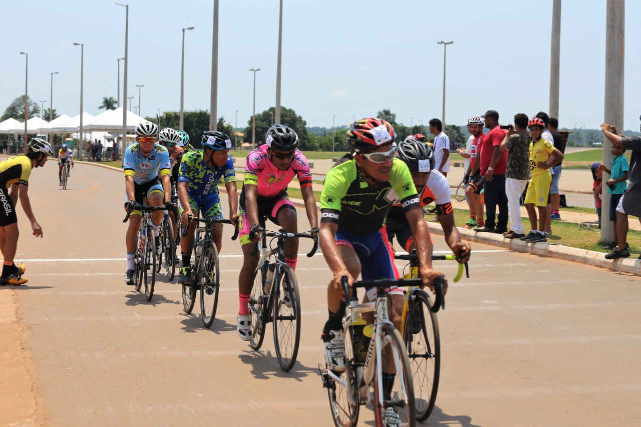 Prova de Ciclismo encerra programação dos 60 anos de Araguaína