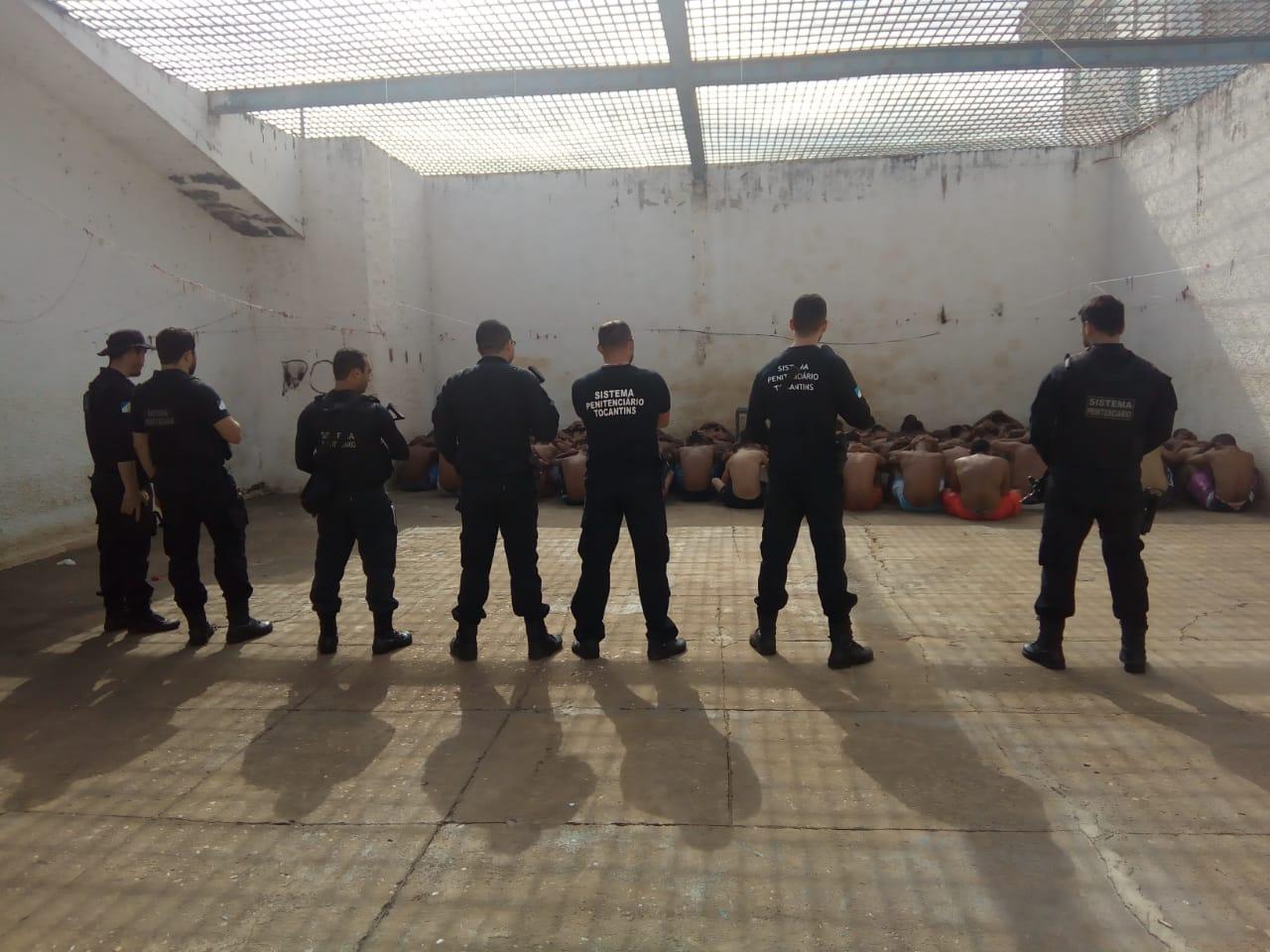 CPP de Porto confirma qualidade de procedimento operacional após realizar revista sem presença de ilícitos
