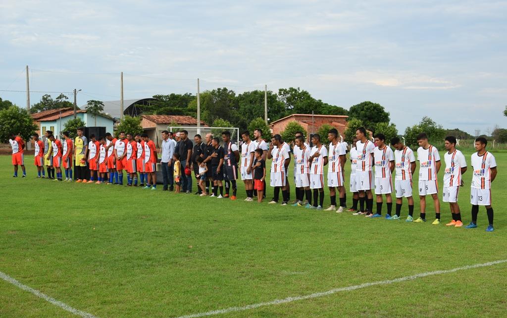 Atlético e Veteranos abrem a II Copinha Municipal de Futebol de Marianópolis TO