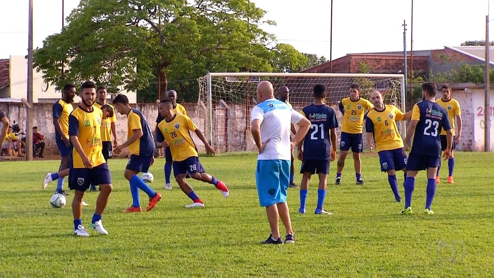 Atlético Cerrado encara o Kaburé em busca do primeiro acesso à elite