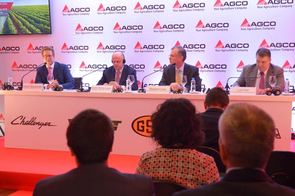 """""""Agronegócio vai impulsionar retomada da economia brasileira em 2019"""", diz CEO global da AGCO"""