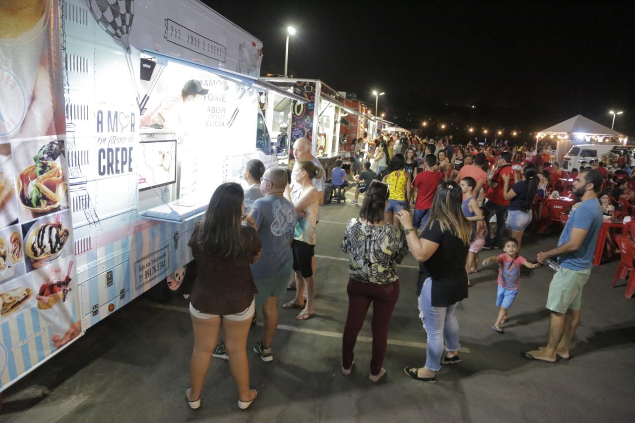 Eco Parque Cimba recebe segundo Festival Food Truck