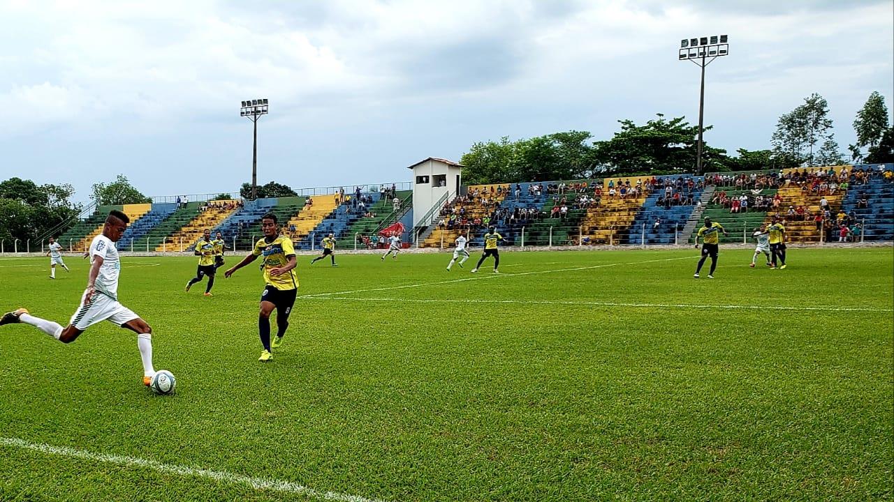 Guaraí e Atlético Cerrado ficam no empate e mantém posições do Grupo B do Tocantinense 2ª Divisão