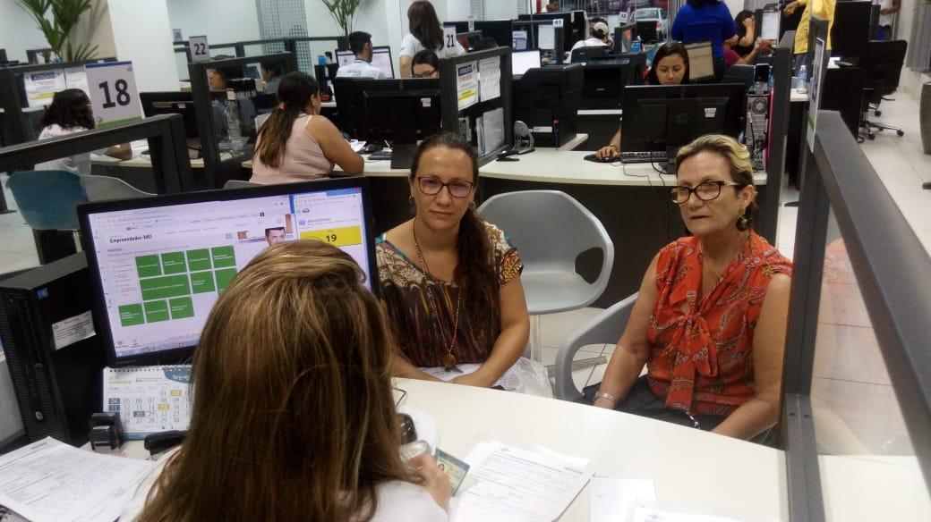 Mais de 300 pessoas buscaram atendimento do Sebrae no Resolve Palmas JK