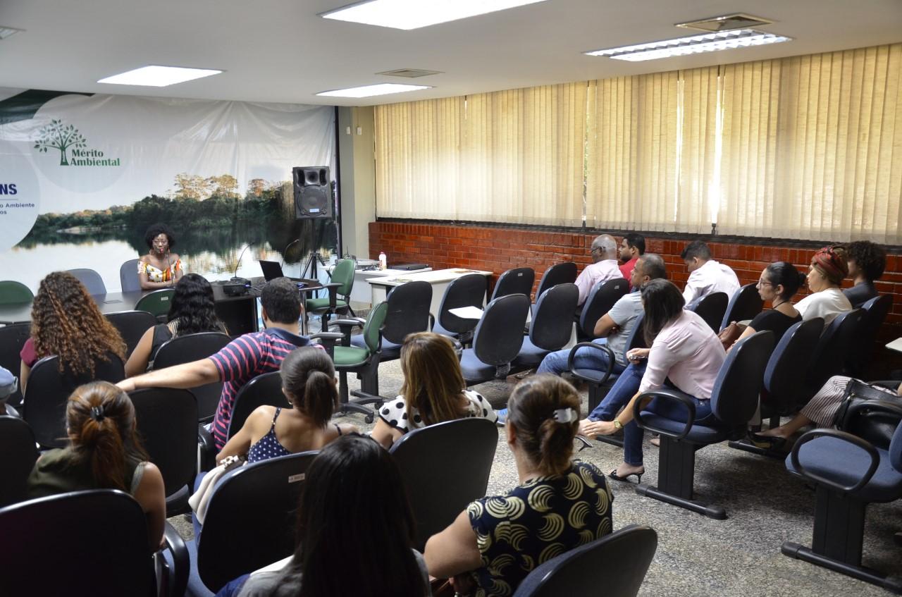 Servidores da Secretaria de Cidadania e Justiça participaram de palestra sobre racismo institucional