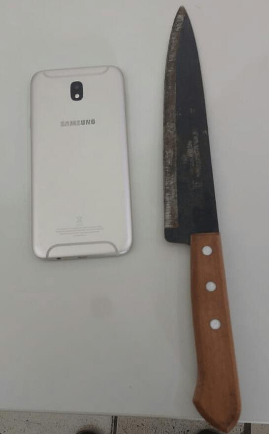 Polícia Militar prende homem por roubo e recupera celular roubado em Xambioá