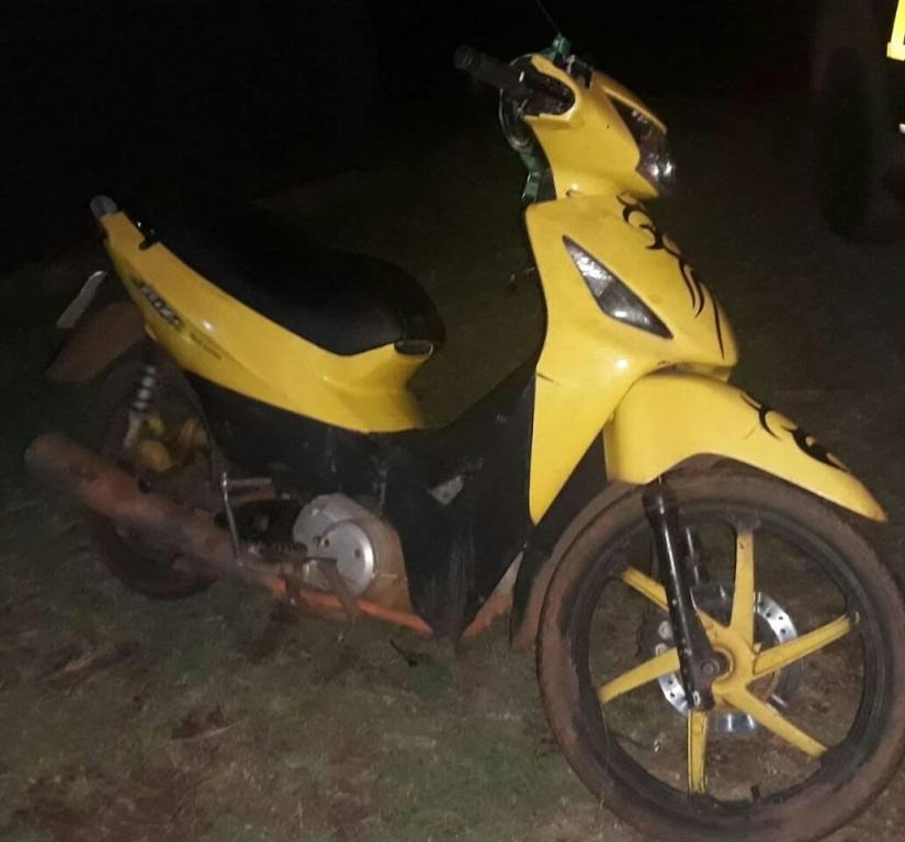 Polícia Militar prende homem por receptação e recupera moto furtada em Araguaína