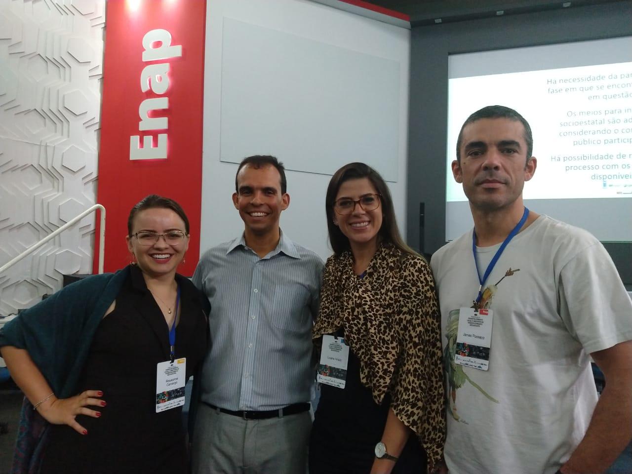 Servidores municipais representam Palmas na Especialização em Desenvolvimento Local na Enap