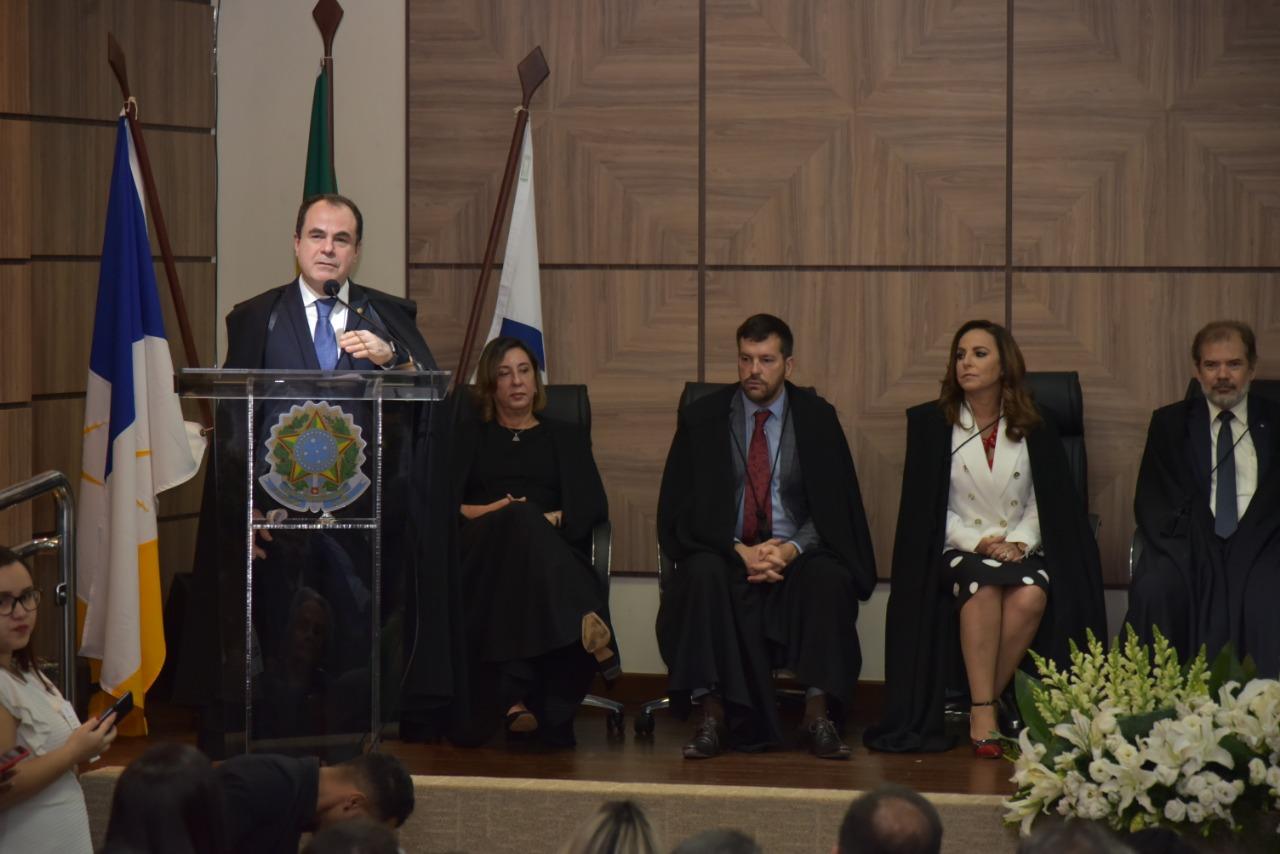 TRE-TO encerra processo eleitoral com a diplomação dos candidatos eleitos