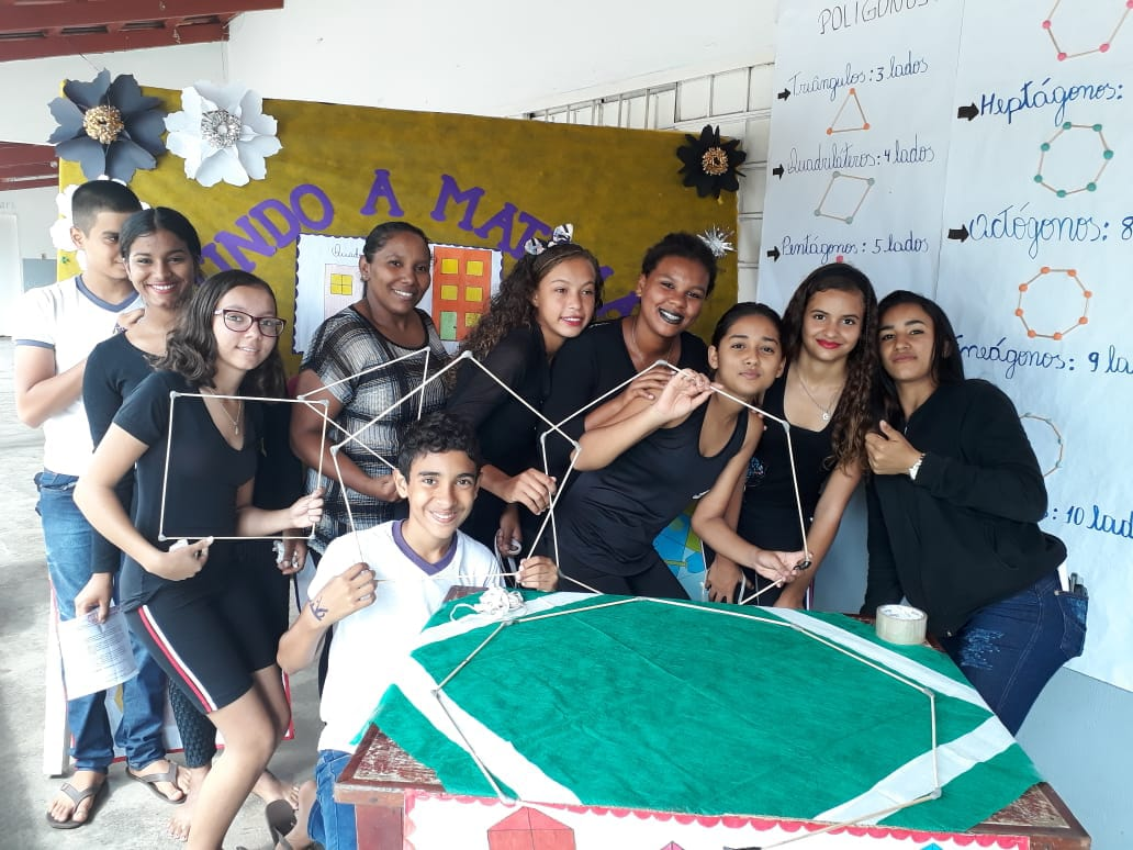 Alunos das escolas municipais de Monte Santo (TO) participam de semana de projetos