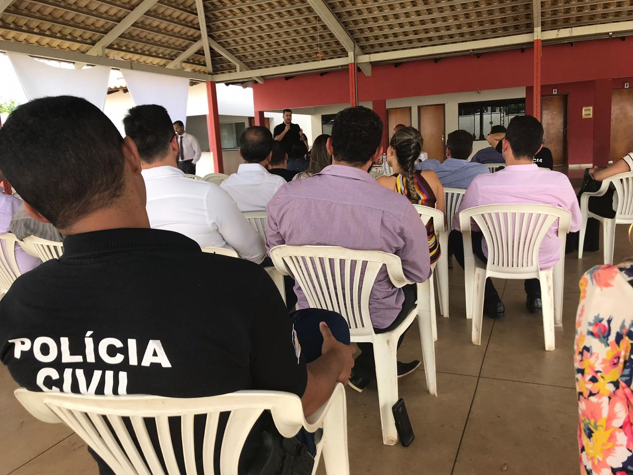 Informe Público do Sindepol/TO sobre as ingerências políticas do Governo do Tocantins