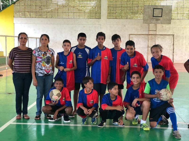 Escolas de Monte Santo (TO) participam de jogos interclasse