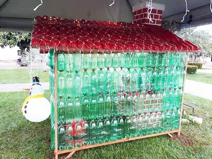 Governo de Cristalândia realiza Projeto Natal Sustentável