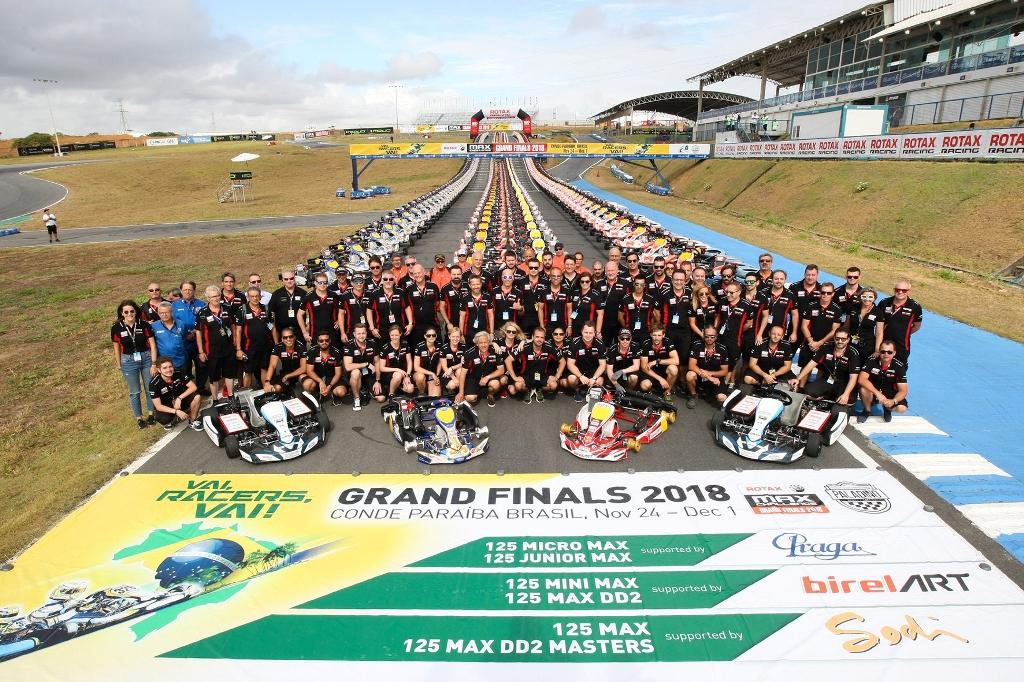 Final do Campeonato Mundial de Kart destaca tecnologia dos motores Rotax
