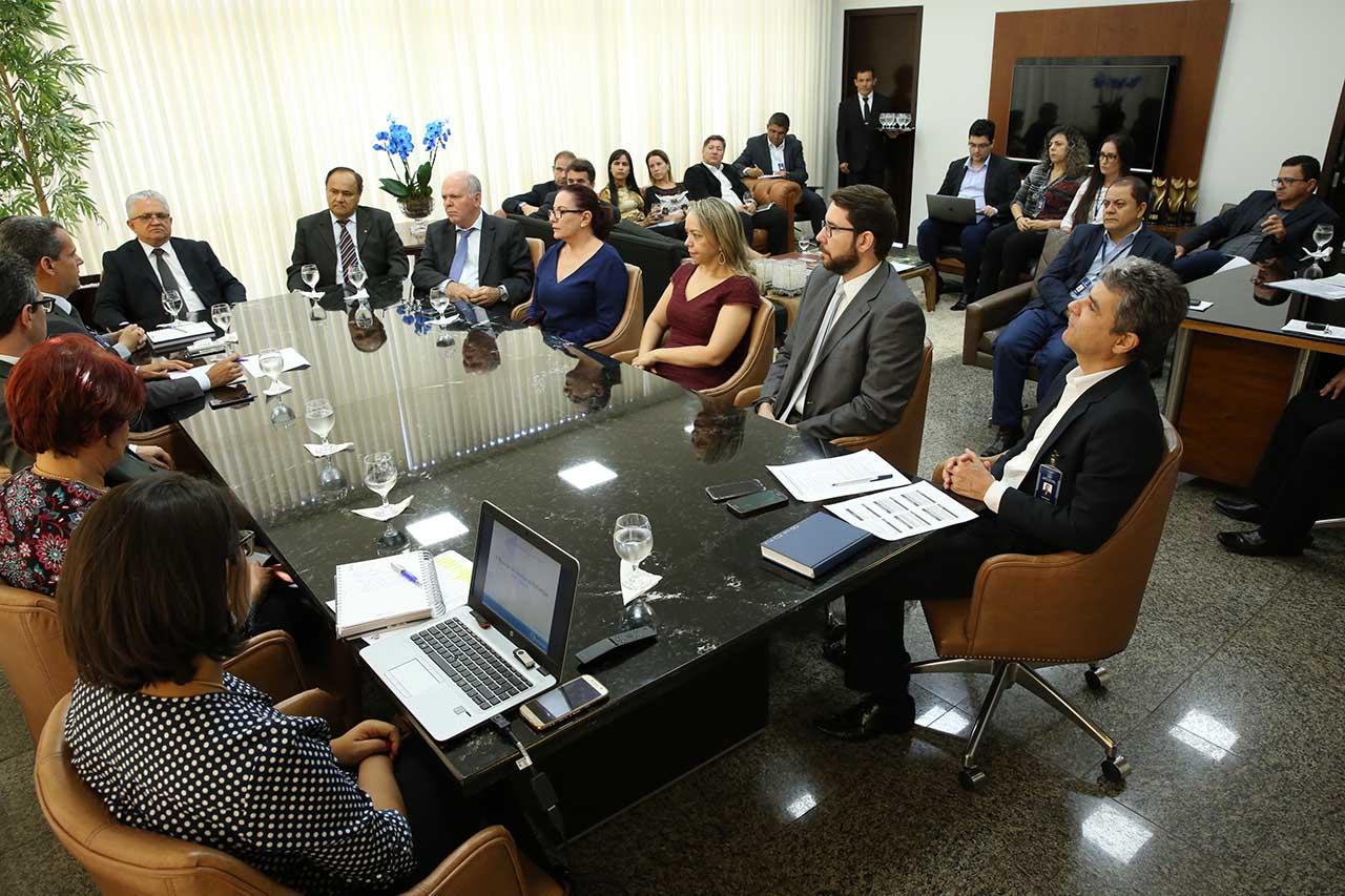Índices do Judiciário são avaliados na última Reunião de Análise da Estratégia do ano