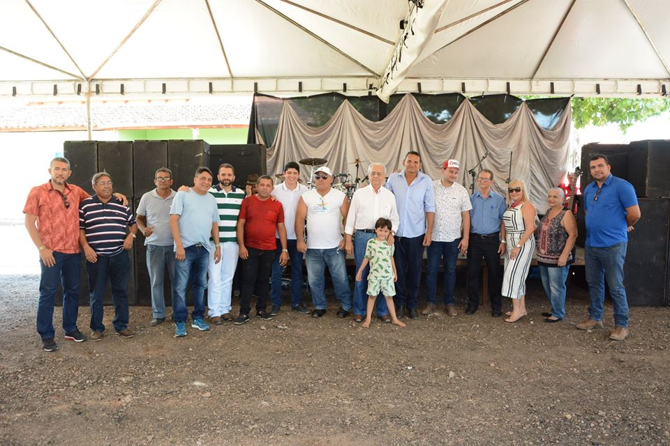 Servidores da Garagem Municipal de Paraíso participam de confraternização de Final de Ano