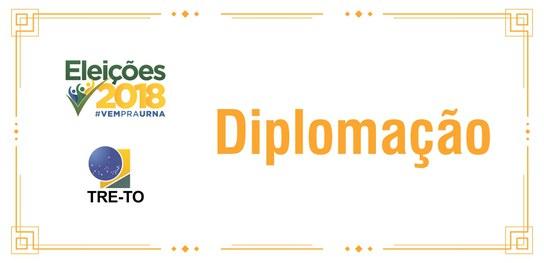 TRE-TO diploma eleitos nesta segunda-feira (17/12)