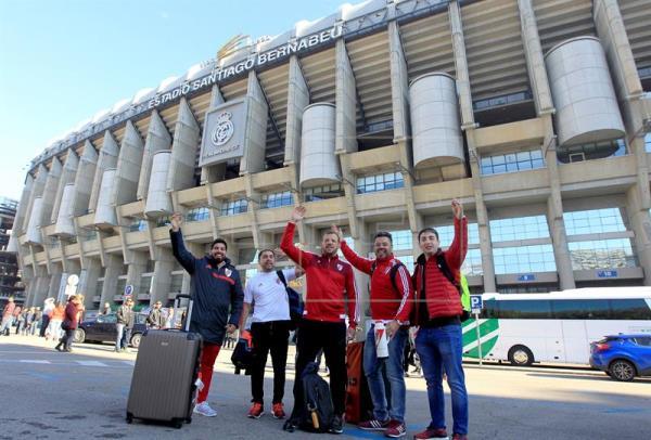 Final da Libertadores renderá 42 milhões de euros à cidade de Madri