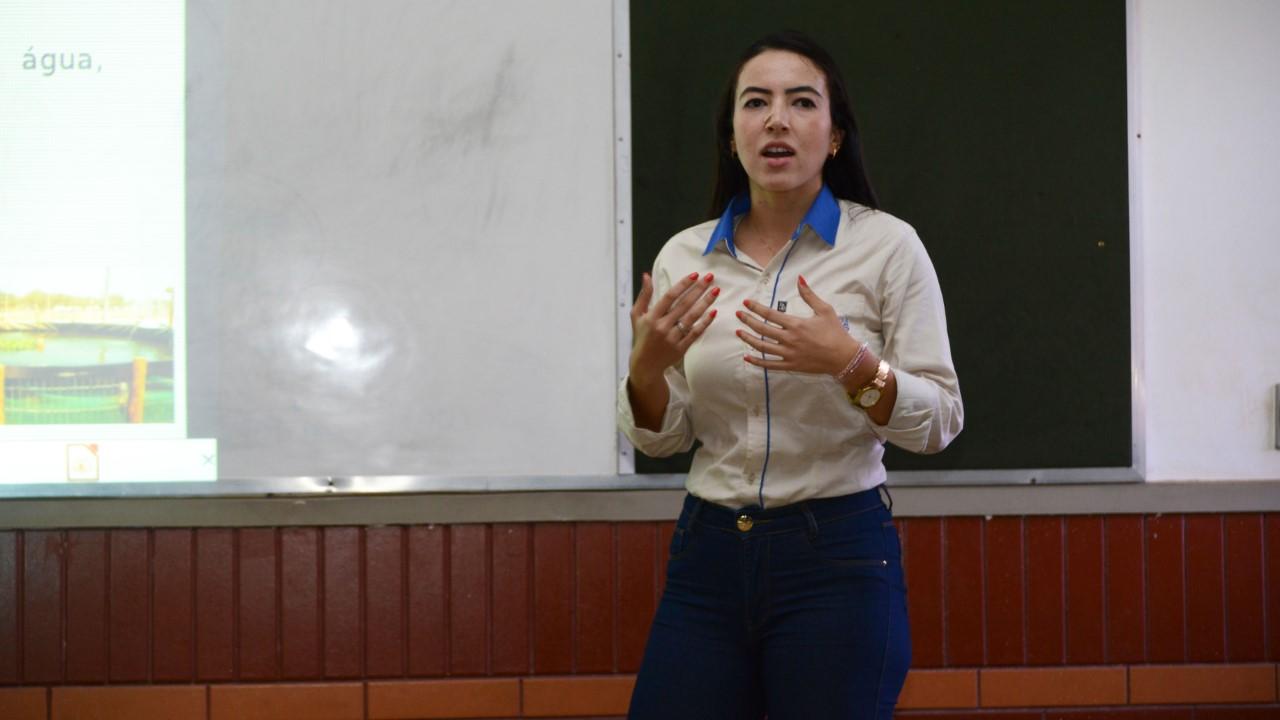 Palestra sobre Bag Fish encerra participação da Prefeitura no III Workshop Agroif
