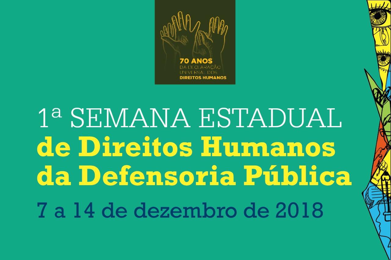 Encerramento da 1ª Semana Estadual de Direitos Humanos com atividades em Taquaruçu e Colinas