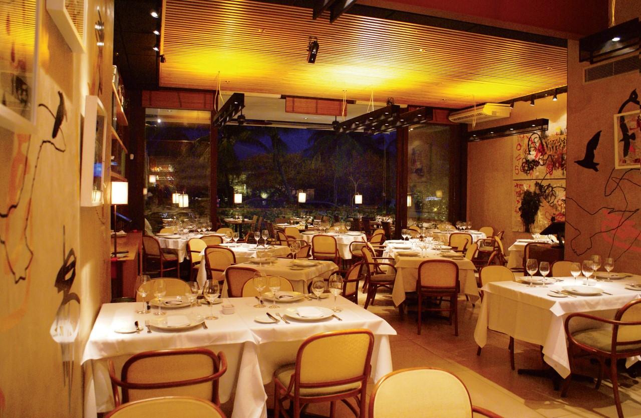 Câmara Ítalo-Brasileira de Comércio e Indústria promove jantar especial no restaurante Gabbiano