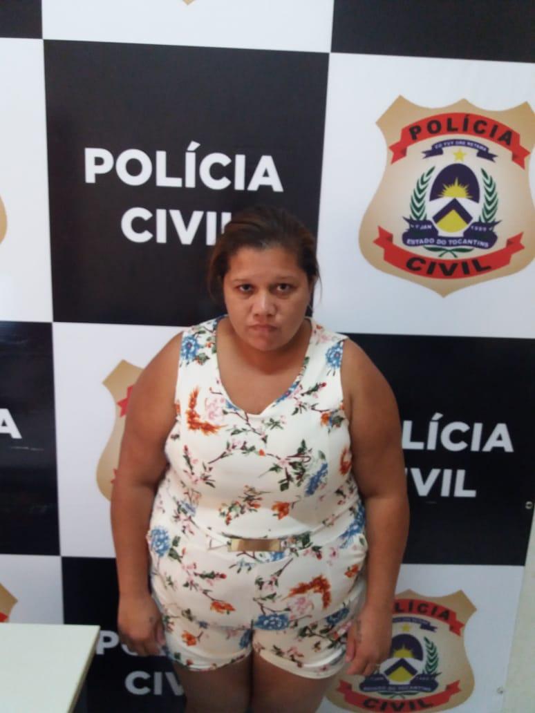 Polícia Civil prende mulher suspeita de traficar drogas em Pedro Afonso