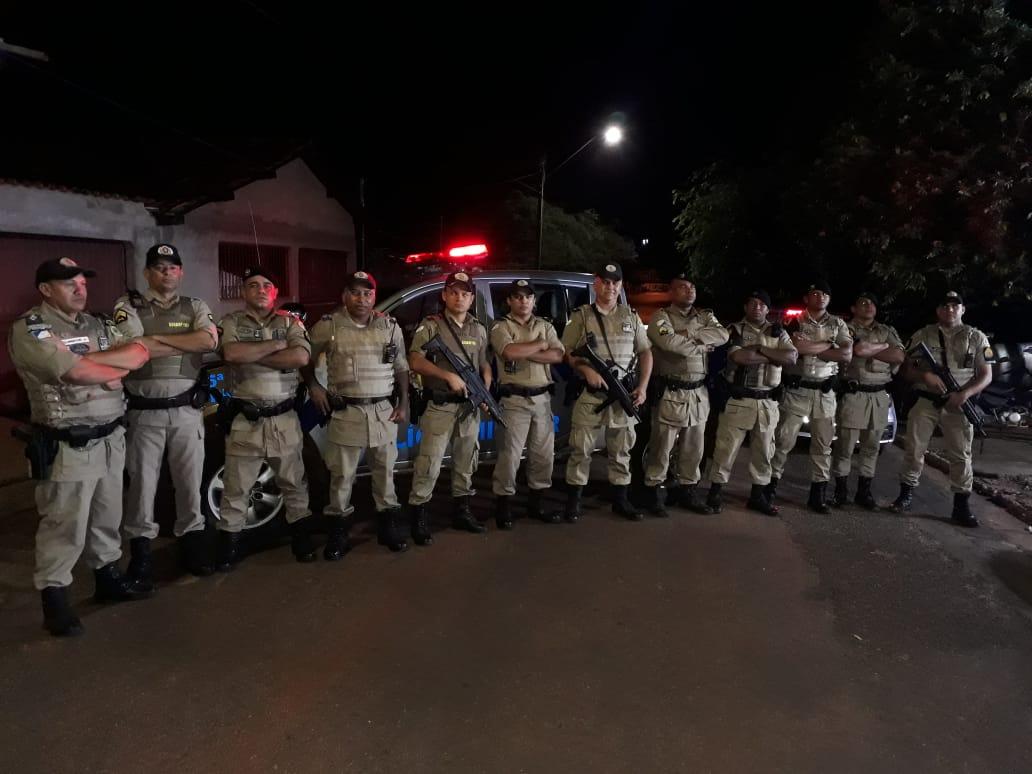 Polícia Militar realiza Operação Boas festas durante o fim de ano em Tocantinópolis (TO) e região e orientando com dicas de segurança a população