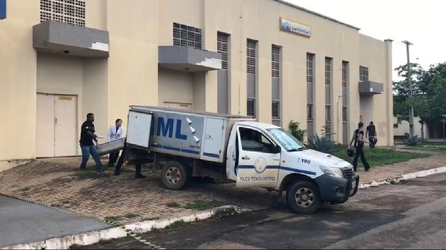 Dois homens são assassinados a tiros em estacionamento no centro de Palmas