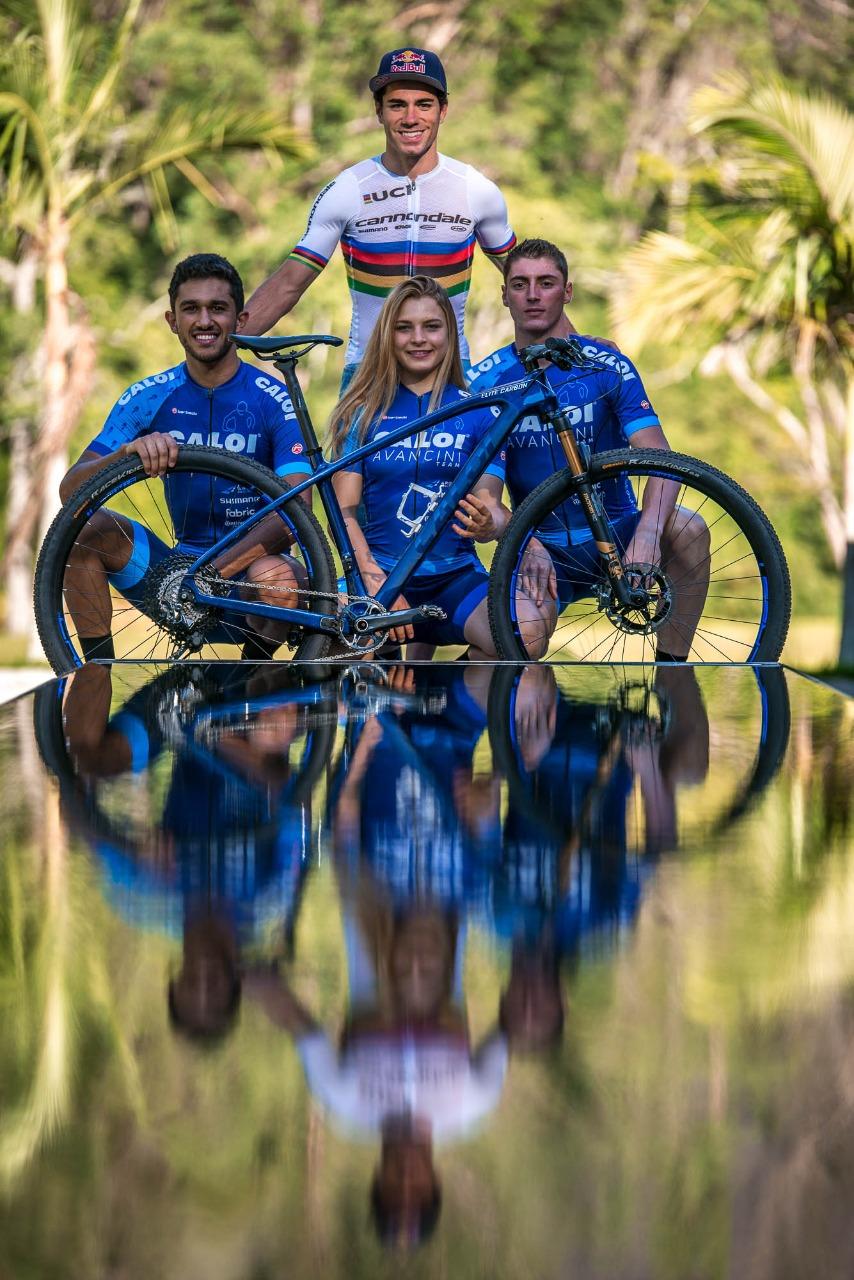 Projeto de Henrique Avancini estabelece novos patamares profissionais no ciclismo nacional